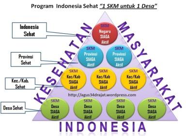 program indonesia sehat satu desa satu skm